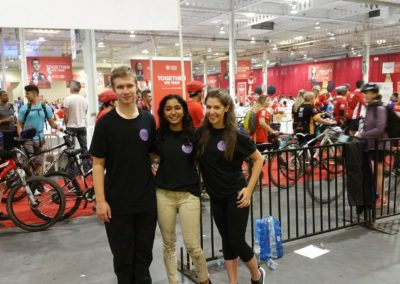Ride for Heart Staff